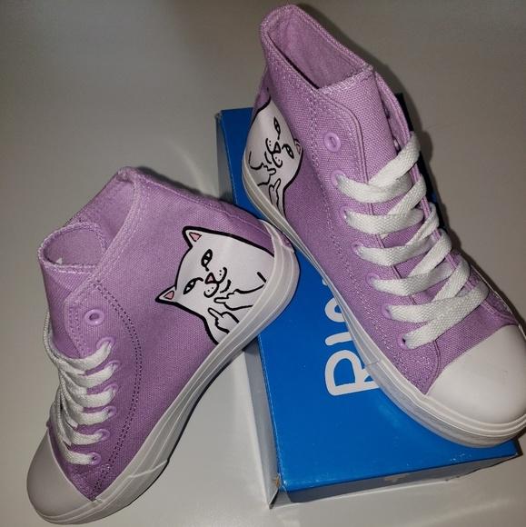6321c13db7d5 Ripndip Lord Nermal High Top Sneakers